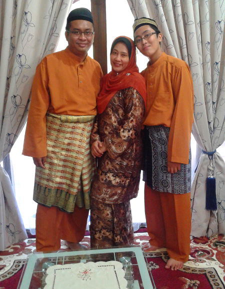 Orange and Brown family