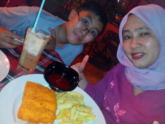 Irfan and Ain