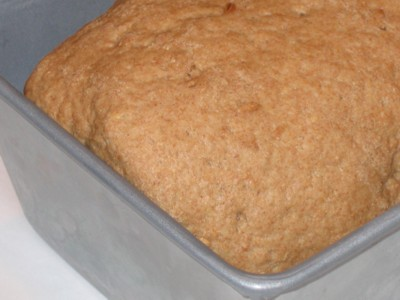 Wheat berry is visible in the dough