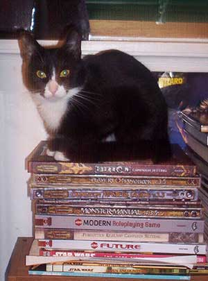 Duckie, on RPG Books.