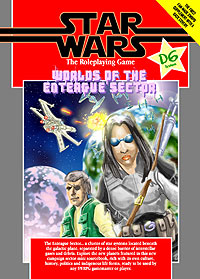 Worlds of the Enteague Sector SWRPG D6 Supplement