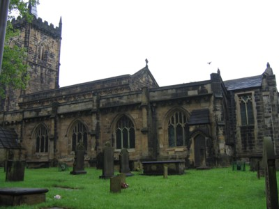 Church in Leeds
