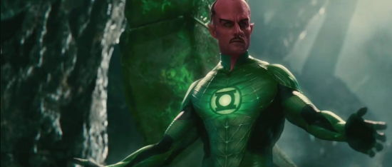 Green Lantern of Space Sector 1417