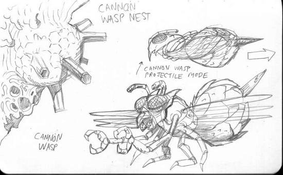 Cannon Wasp
